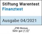 ARAG Z90 Bonus