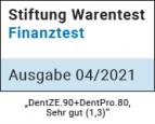 Hallesche Dent ZE 90 Dent Pro 80