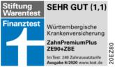 Wuerttembergische zahnpremiumplus ze90zbe